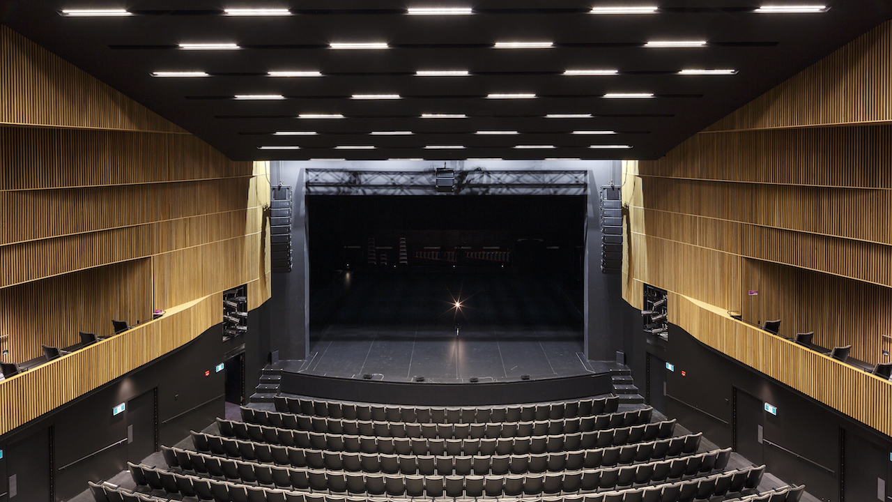 THEATRE GILLES-VIGNEAULT OPENS WITH GEO S12